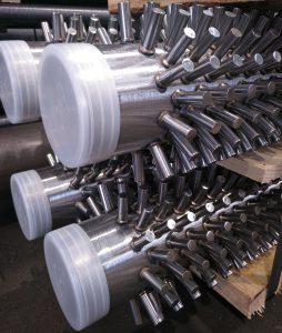 studded tubes